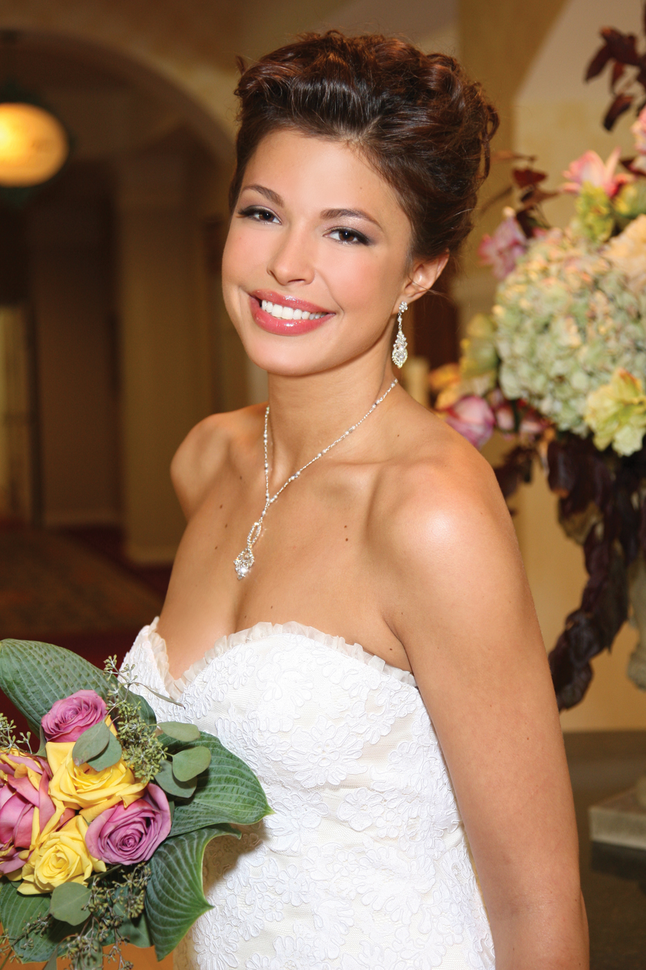 Glamorous Bridal Makeup From Start To Finish : Bridal Beauty Tips from BridalGal Multicultural Beauty