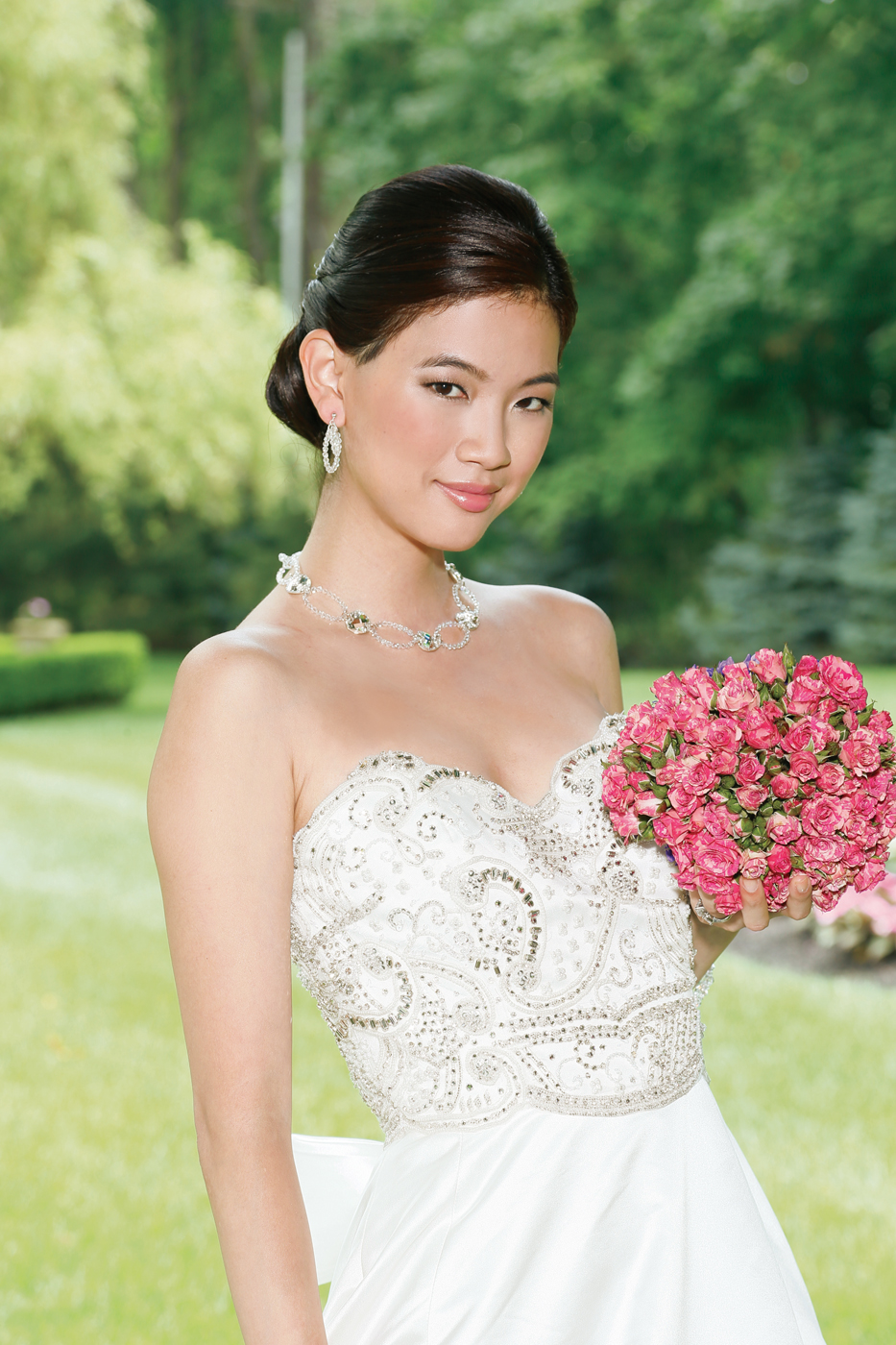 Wedding Day Hair and Makeup Tips from Beauty Entourage