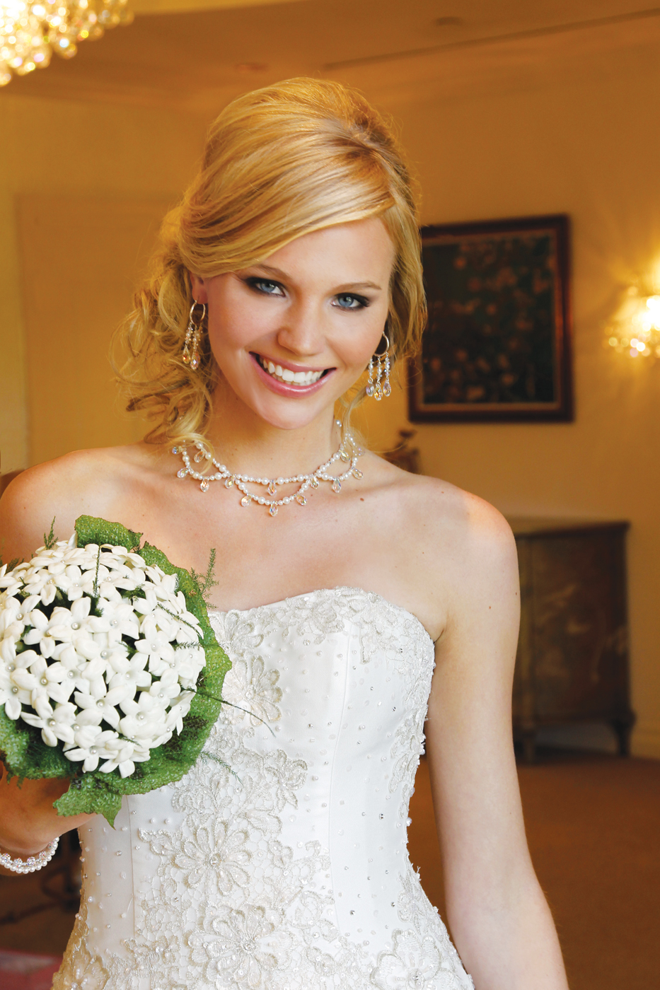 Wedding Makeup Tips At Home : Bridal Beauty Tips for a Romantic Look