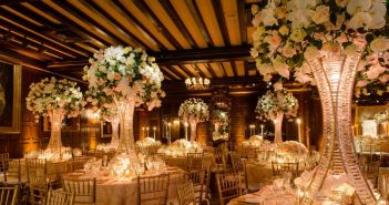 Shadowbrook Ballroom decor