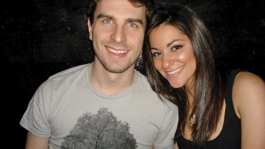 Katie and Alexei