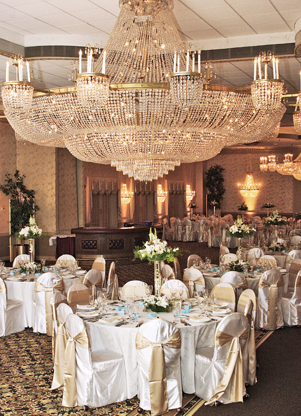 Birchwood Manor, Grand Ballroom