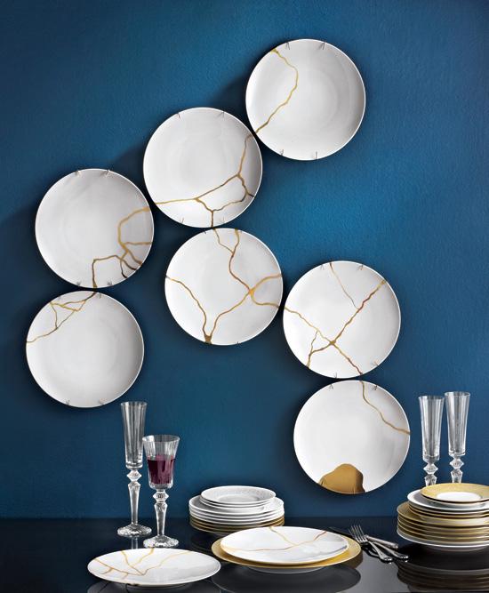 Bloomingdale's Registry, Bernardaud Dinner Plates