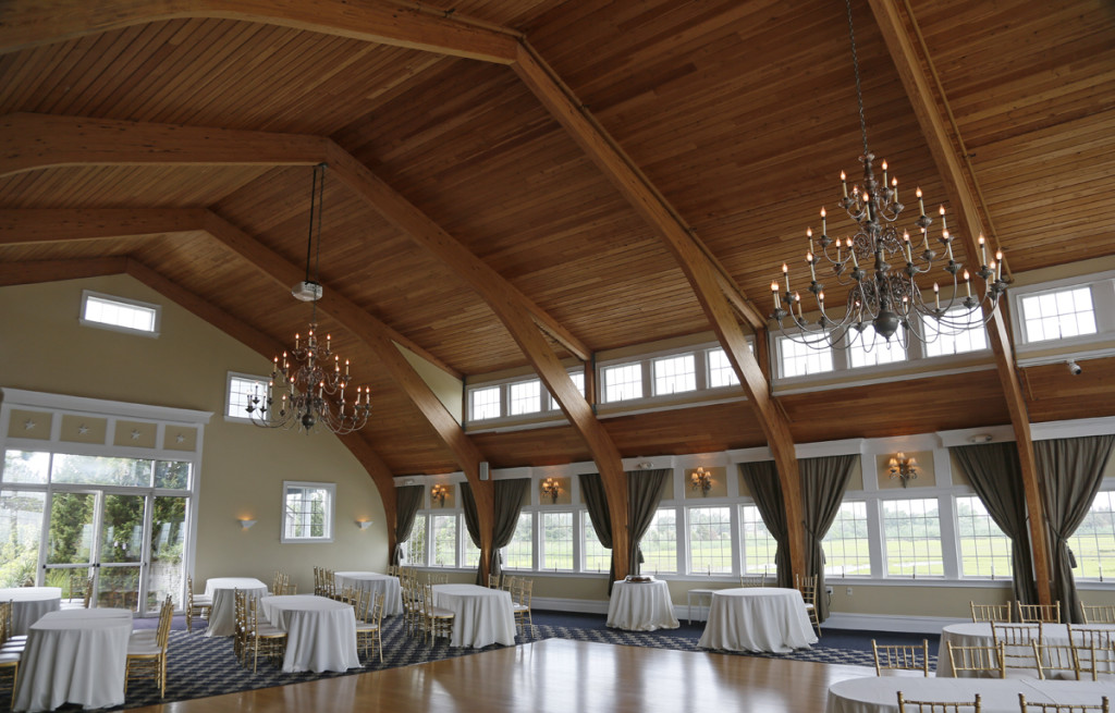 Bonnett Island Estate, Spacious Grand Ballroom