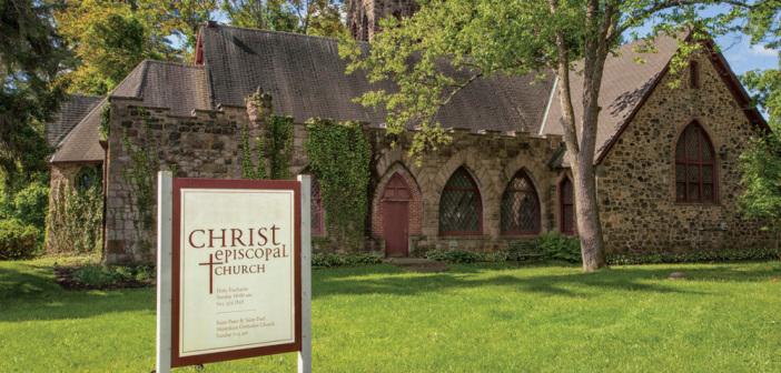 Christ Church, Outdoors