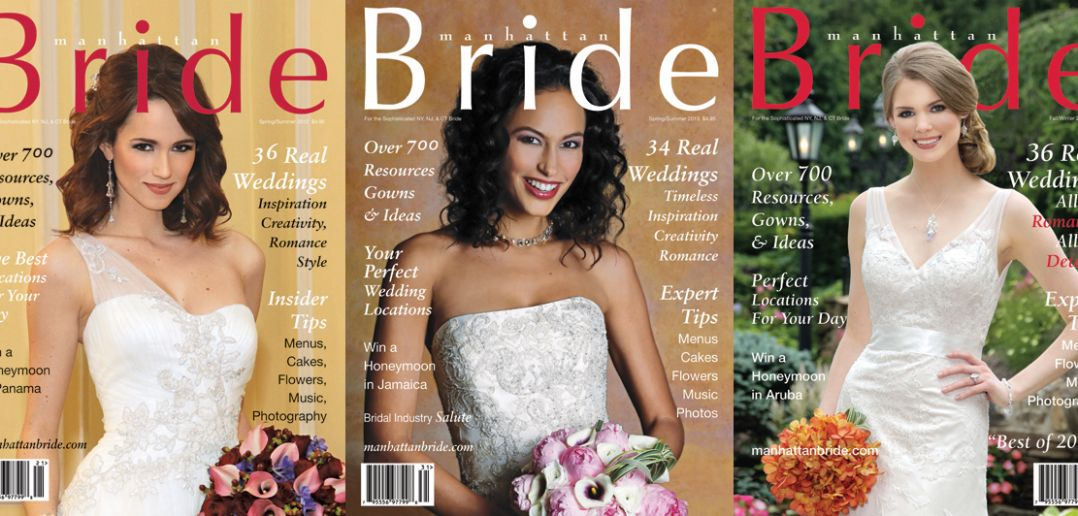 Manhattan Bride covers