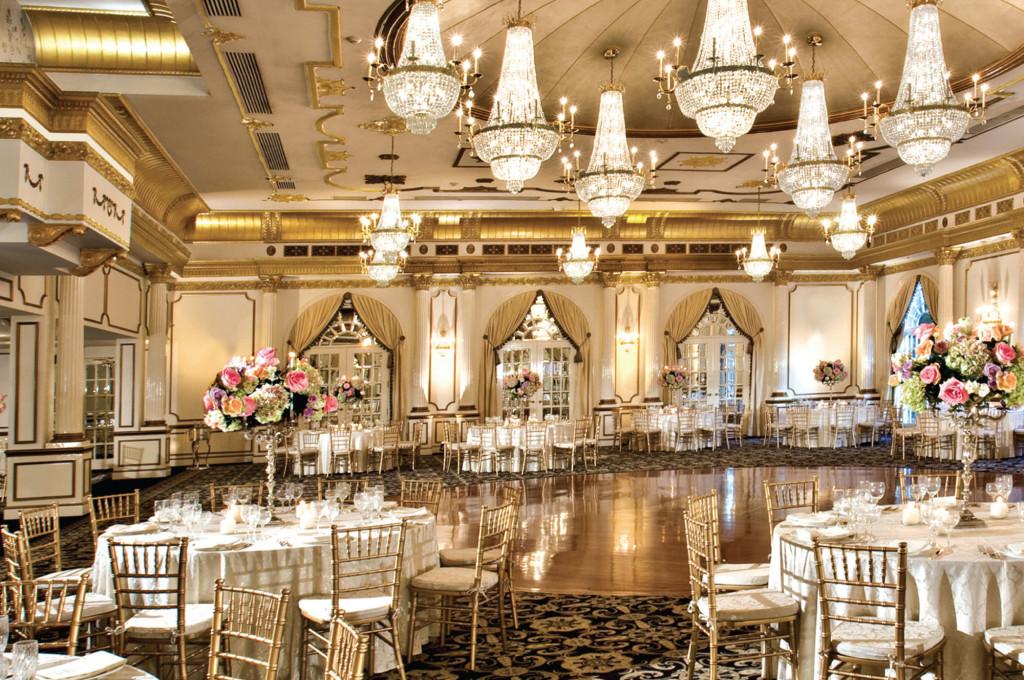 The Crystal Plaza, Grand Ballroom