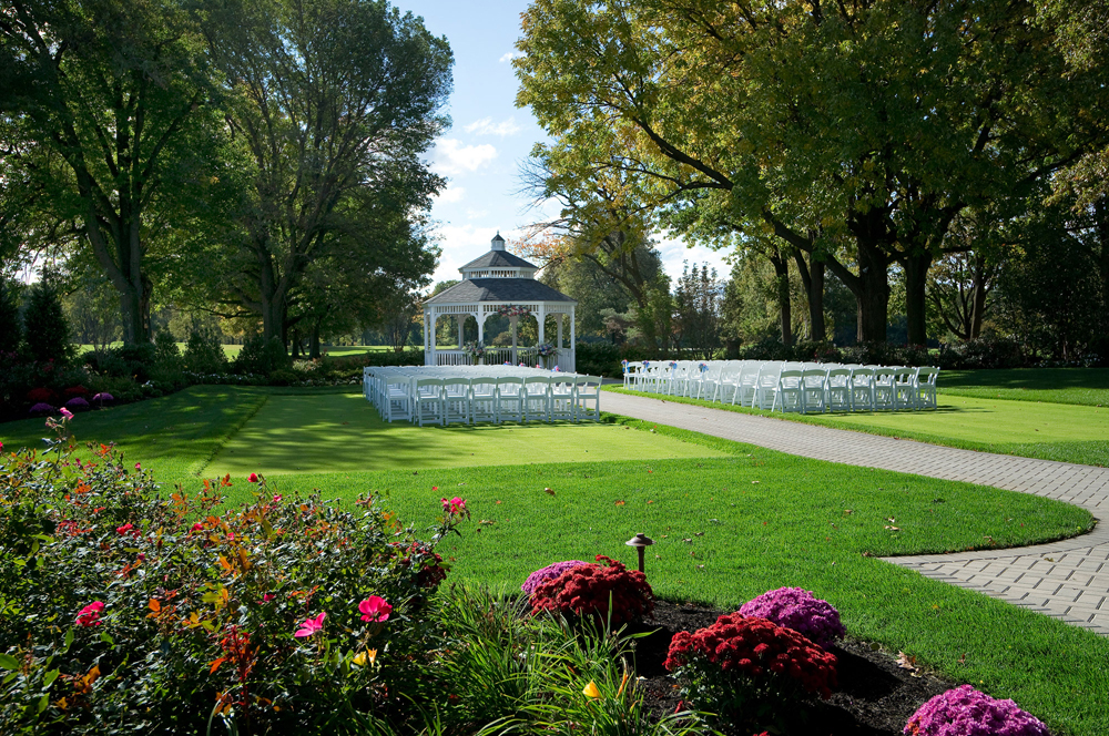 Dyker Beach Golf Course, Gazebo Ceremony