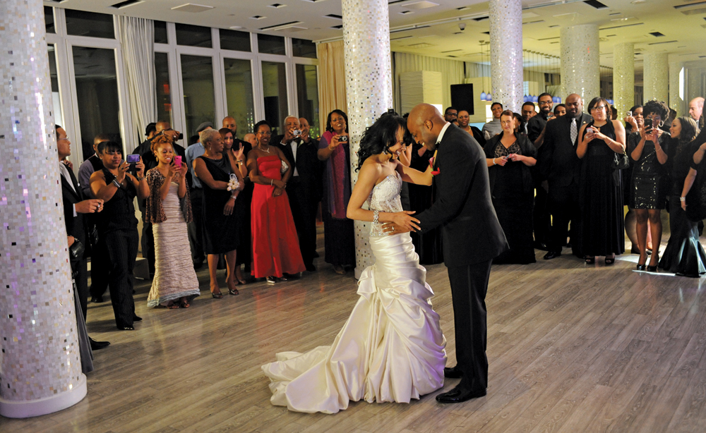 Flore Events, Wedding Planners, Their First Dance
