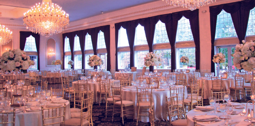 The Estate at Florentine Gardens, elegant ballroom