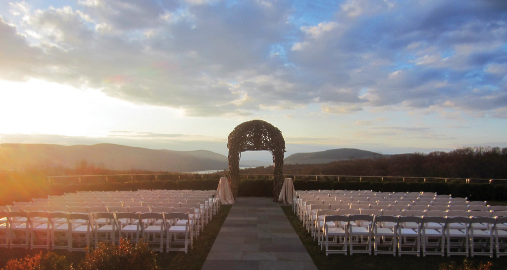 The Garrison, Breathtaking Ceremony Setting