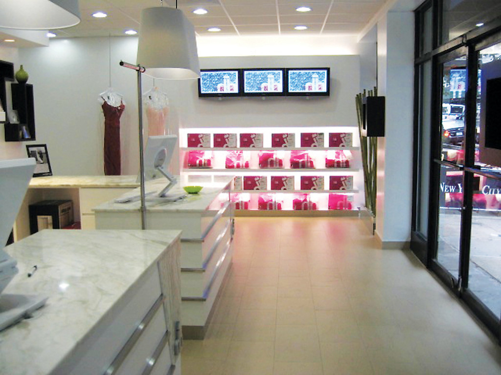 Hallak Cleaners, the NY Store