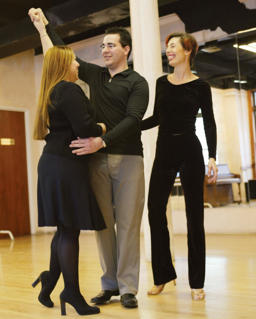 Karen McDonald, True Balance Dance, Wedding Couple