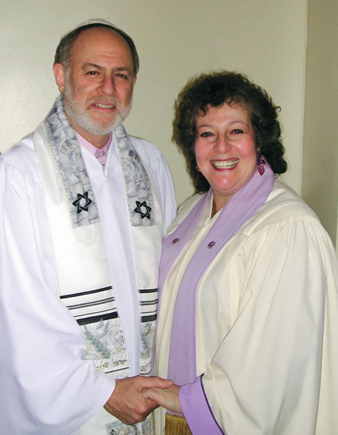 Loving Hearts Ceremonies, Rabbi Roger Ross & Rev. Deborah Steen Ross