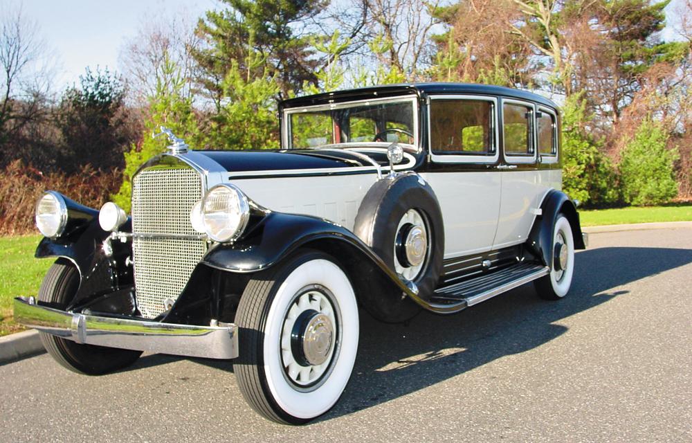 M&V Limousines, 1930 Pierce