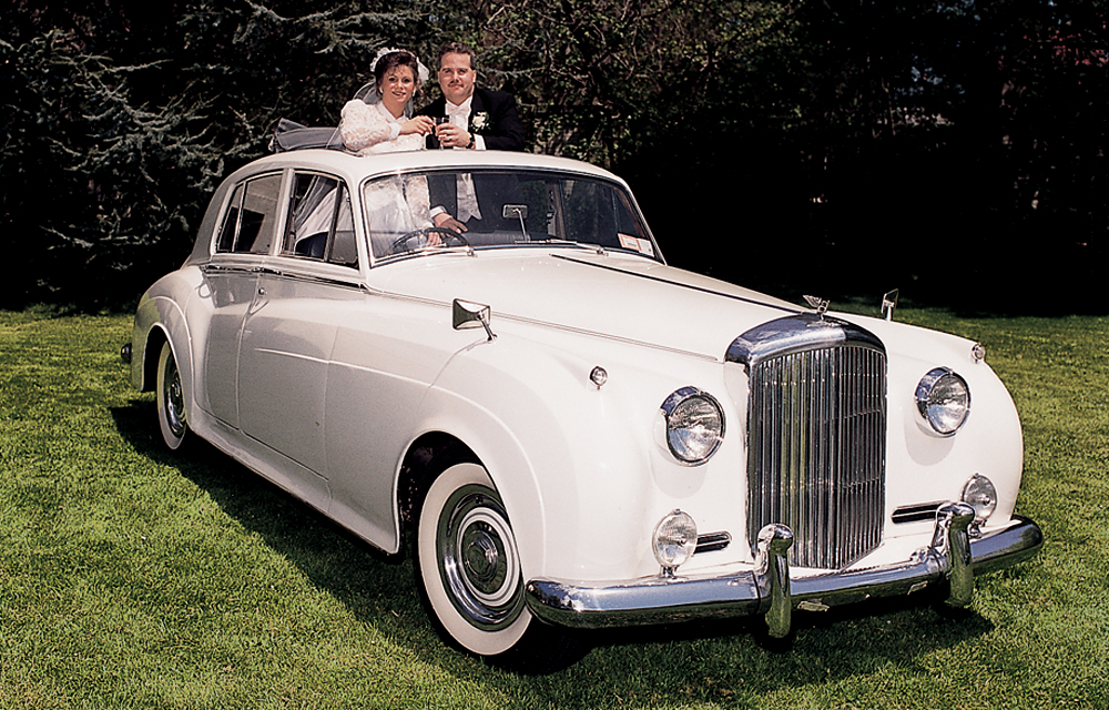 M&V Limousines, 1958 Bentley Rolls