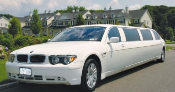 M&V Limousines, BMW 745