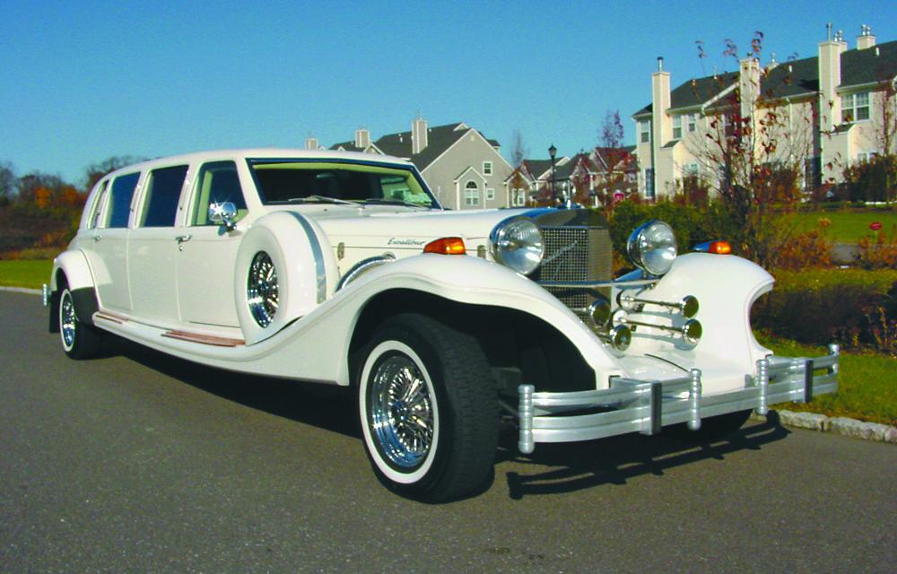 M&V Limousines, Excalibur