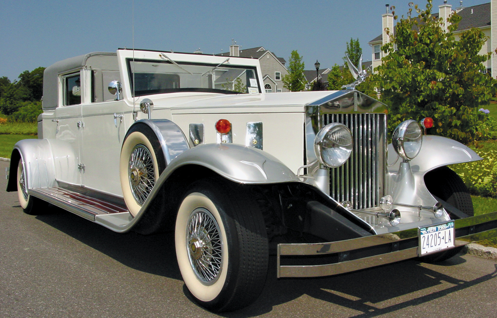 M&V Limousines, Madame X Bridal (Replica of 1930 Duesenburg)