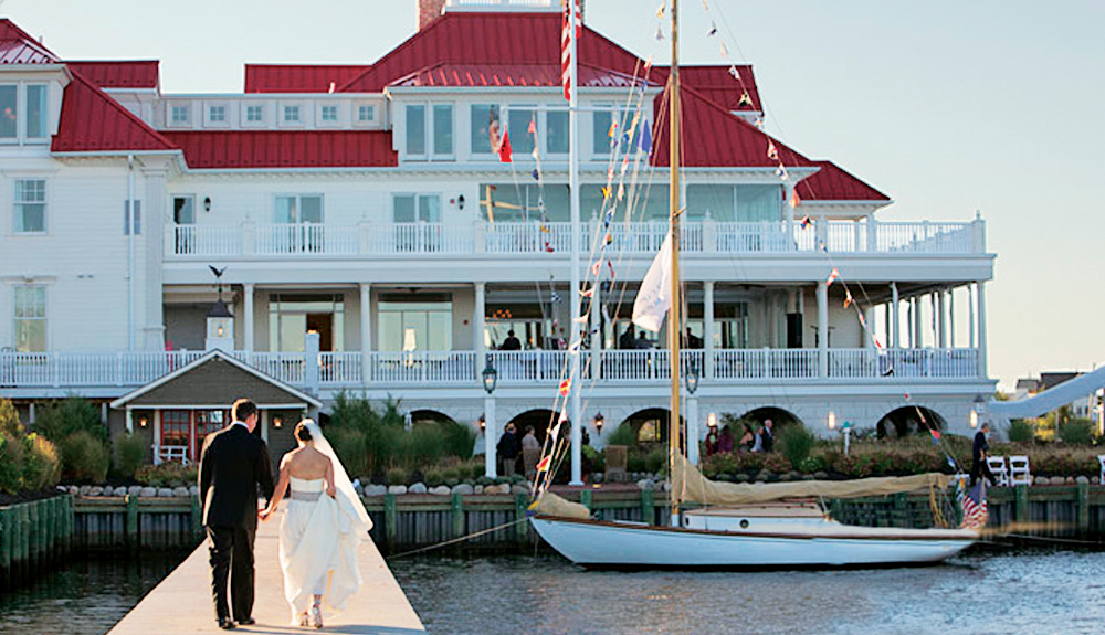 Mallard Island Yacht Club, Just Married