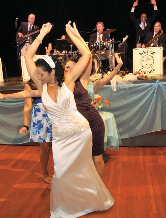Robbie Scott & The New Deal Orchestra, Bride on the Dancefloor