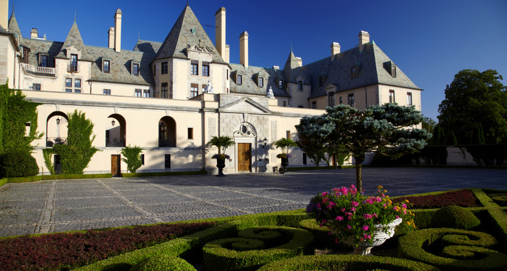 Oheka Castle panorama