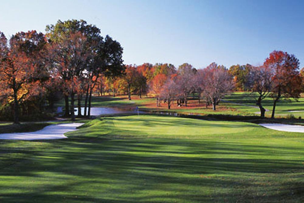 Pelham Bay and Split Rock Golf Course, Grounds