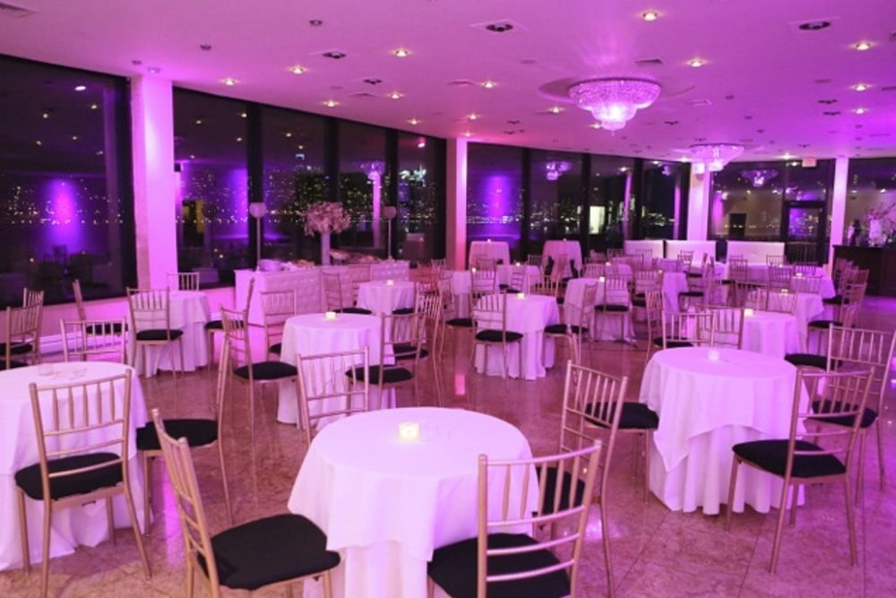 Waterside Restaurant & Catering, Ballroom Decor