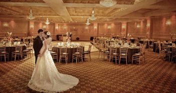 The Wilshire Grand Hotel, Wedding Day