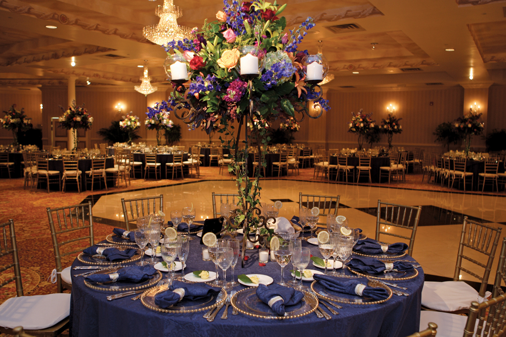 The Wilshire Grand Hotel, Grand Ballroom