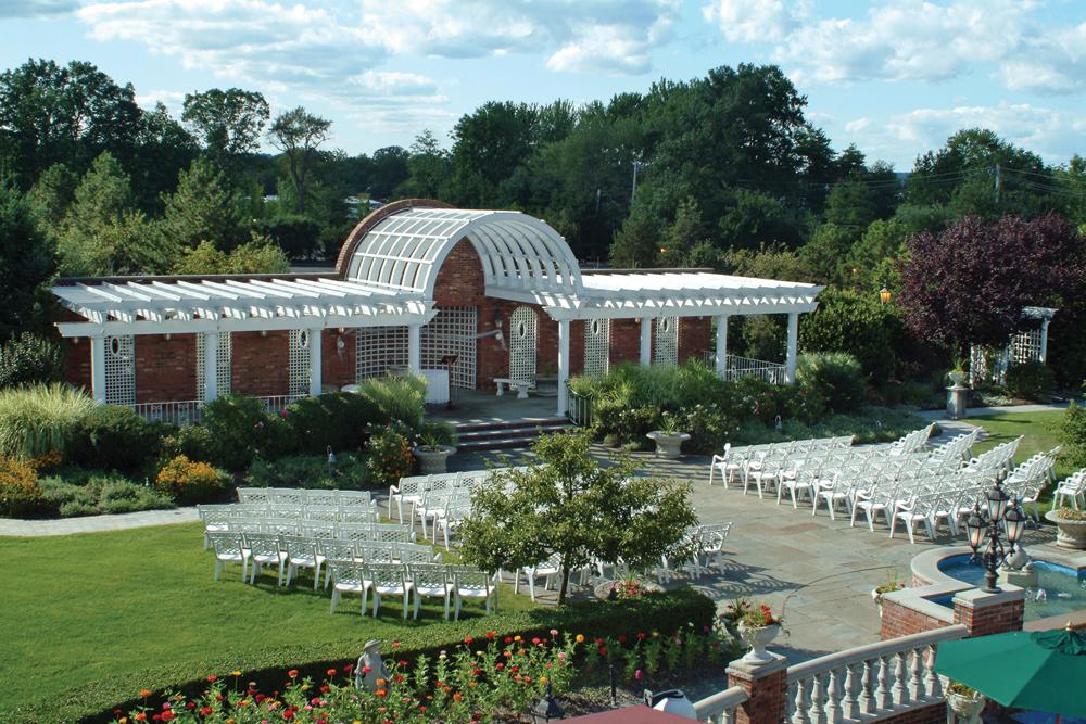 Birchwood Manor, Arbor Garden Wedding
