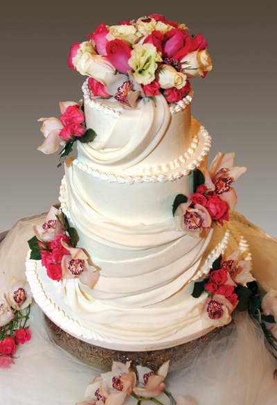 Birchwood Manor, Wedding Cake
