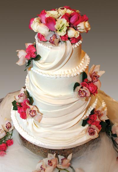 Birchwood Manor, Wedding Cake