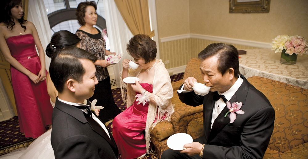 Chinese wedding traditions traditions the chinese wedding junglespirit Image collections