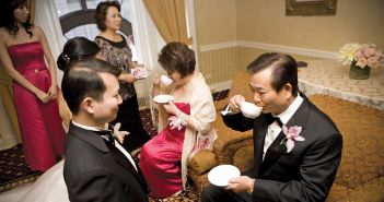 Chinese Wedding Traditions, the Tea Ceremony