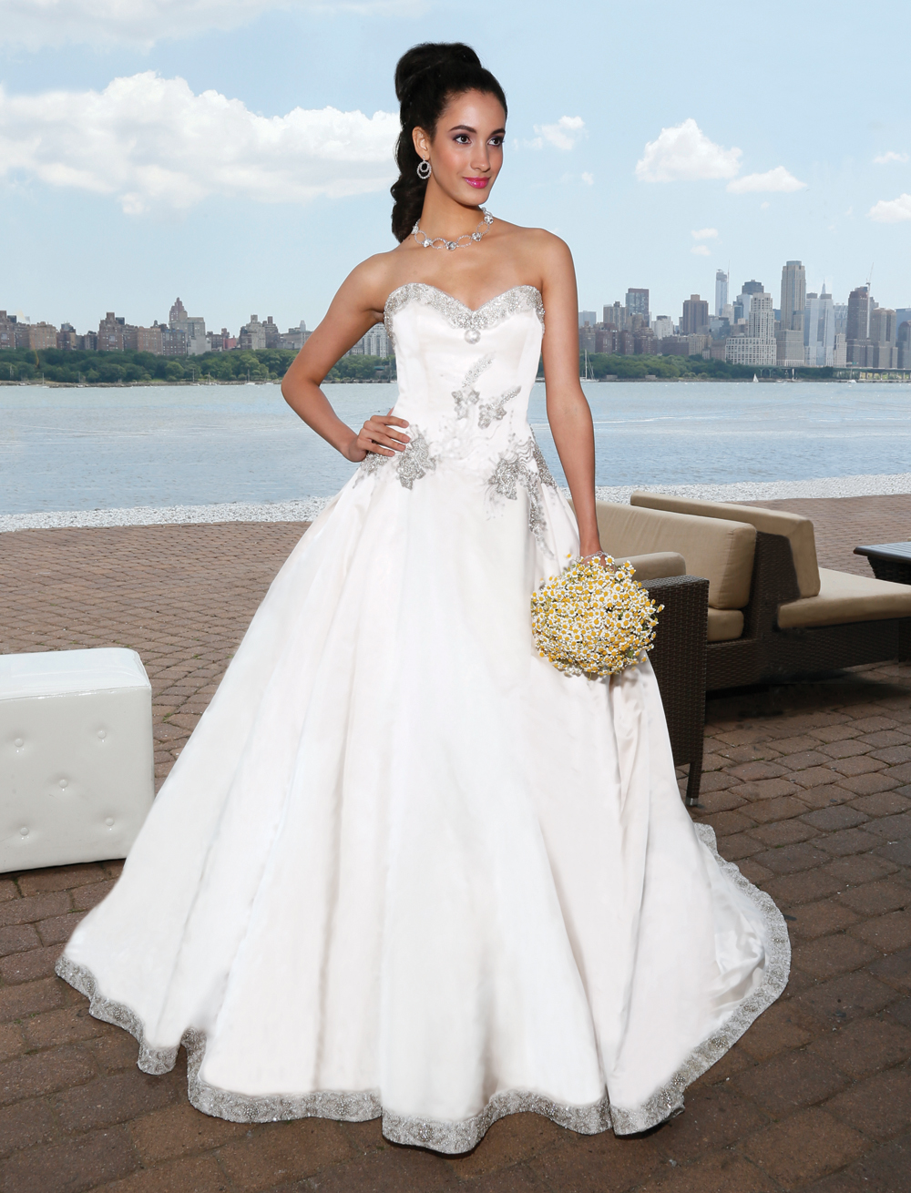 Style 322 | at Waterside Restaurant, North Bergen, NJ