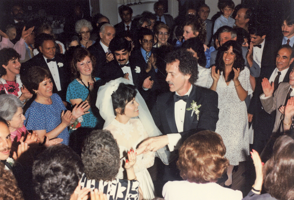 Faculty House at Columbia University, First Dance, Over a Quarter-Century Ago