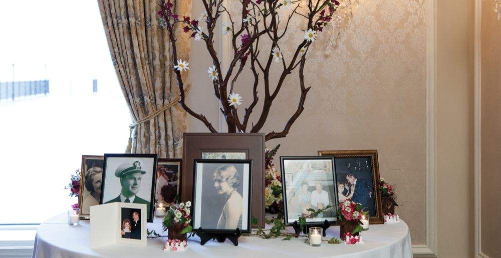 "Flore Events, A special ""In Memoriam"" Table (Jorge Garcia Photography)"