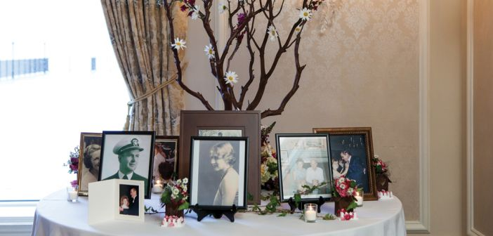 """Flore Events, A special """"In Memoriam"""" Table (Jorge Garcia Photography)"""