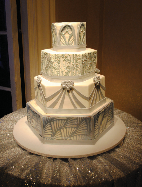 Glen Cove Mansion, Wedding Cake
