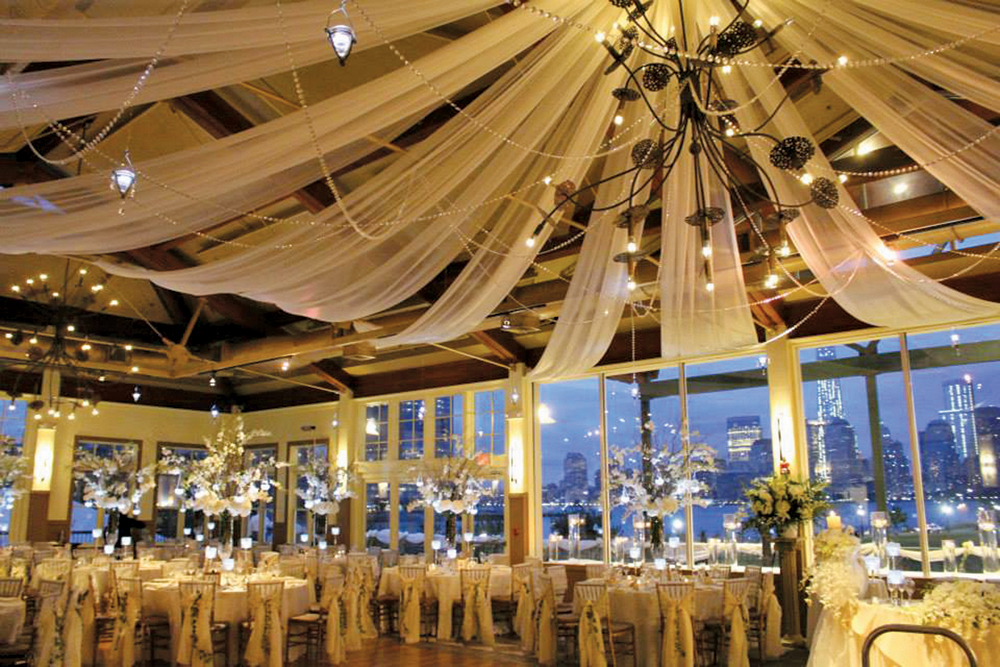 Henry's Florist Wedding Events, Tented Ballroom