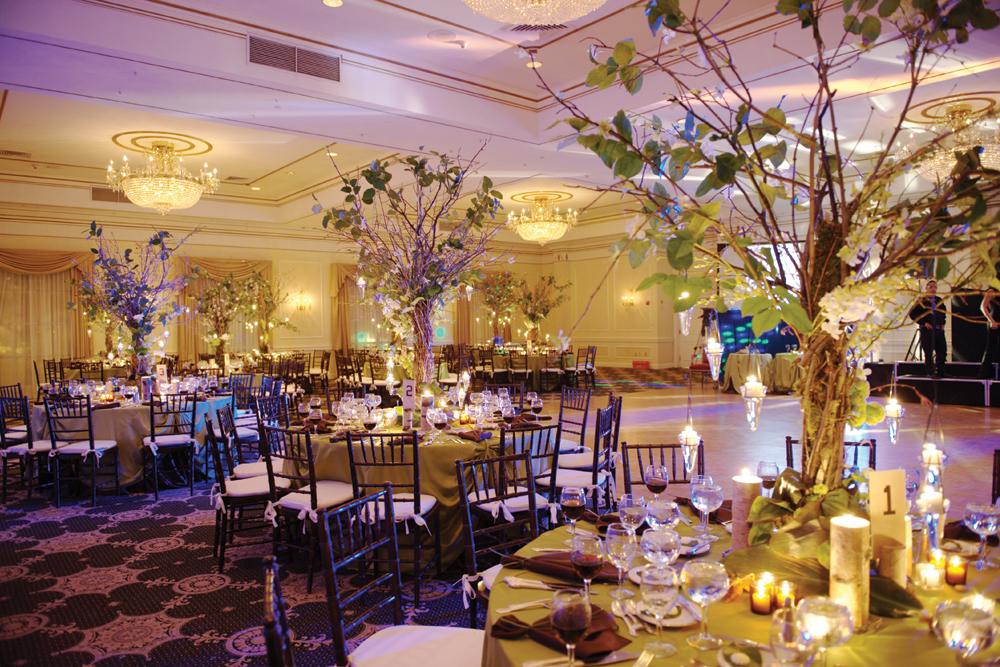 Hilton Pearl River, Ballroom
