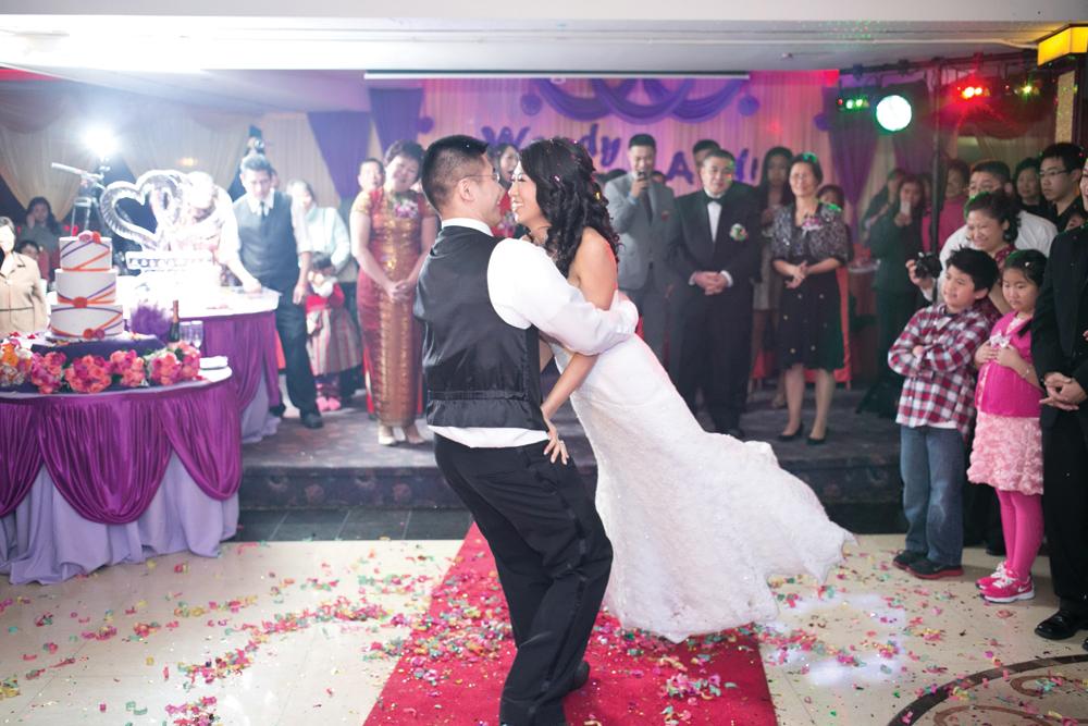 Karen McDonald, True Balance Dance, Wedding Couple Spin