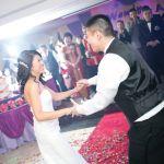 Karen McDonald, True Balance Dance, Wedding Couple