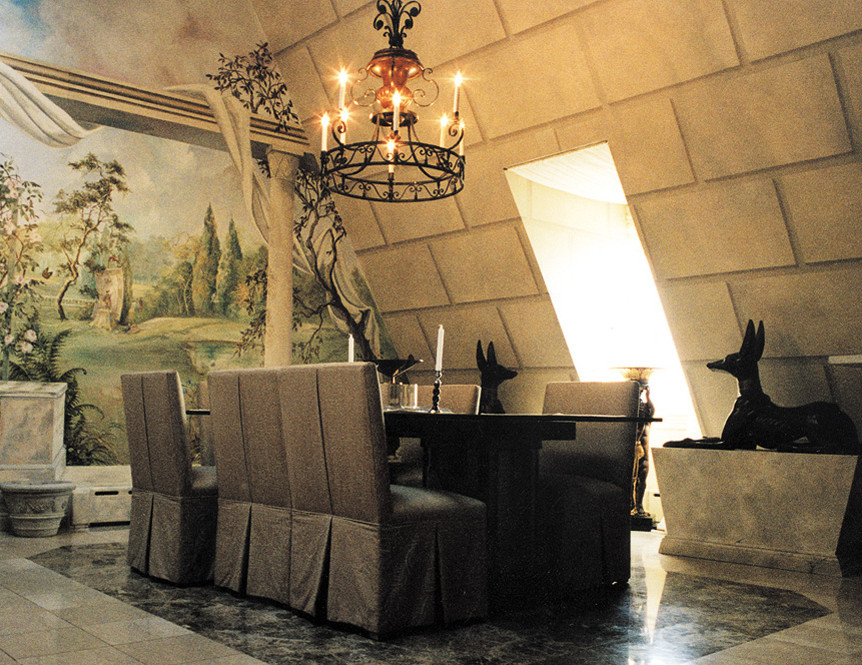 Oheka Castle, A Private Space