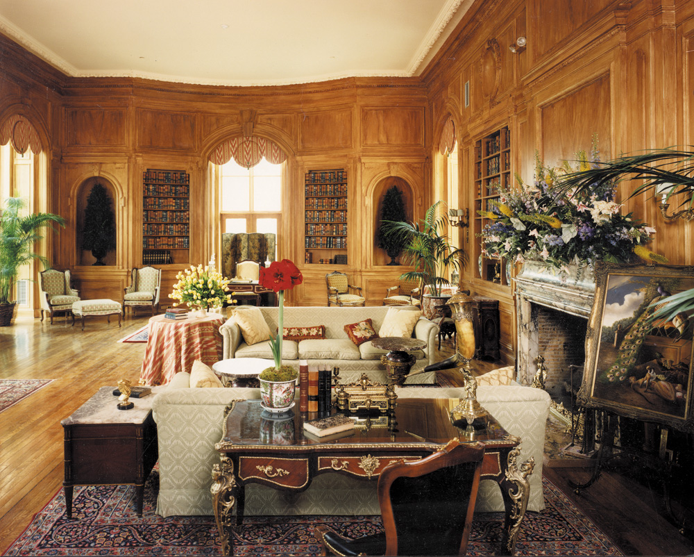 Oheka Castle, The Library