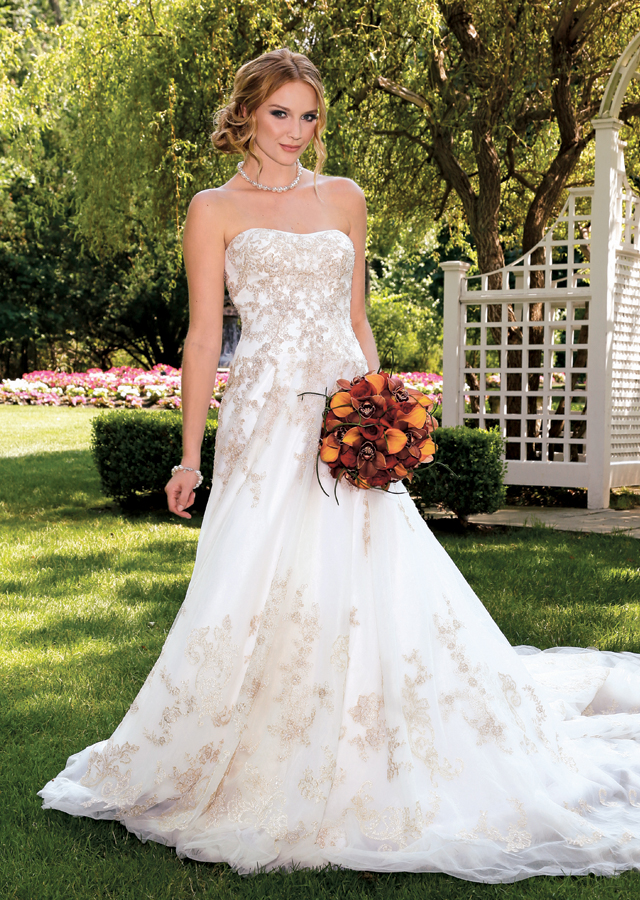 Oleg Cassini Gown (CKP550) at Shadowbrook