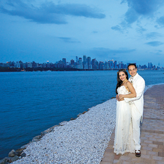 Search for Weddings on the Water