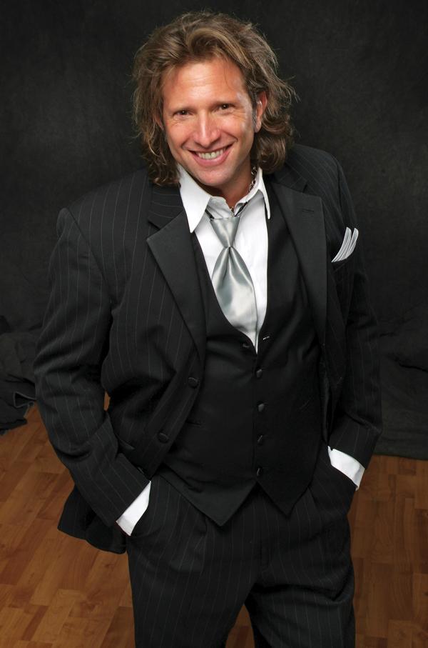 Soulsystem Orchestras, Founder & Bandleader Rob Affuso