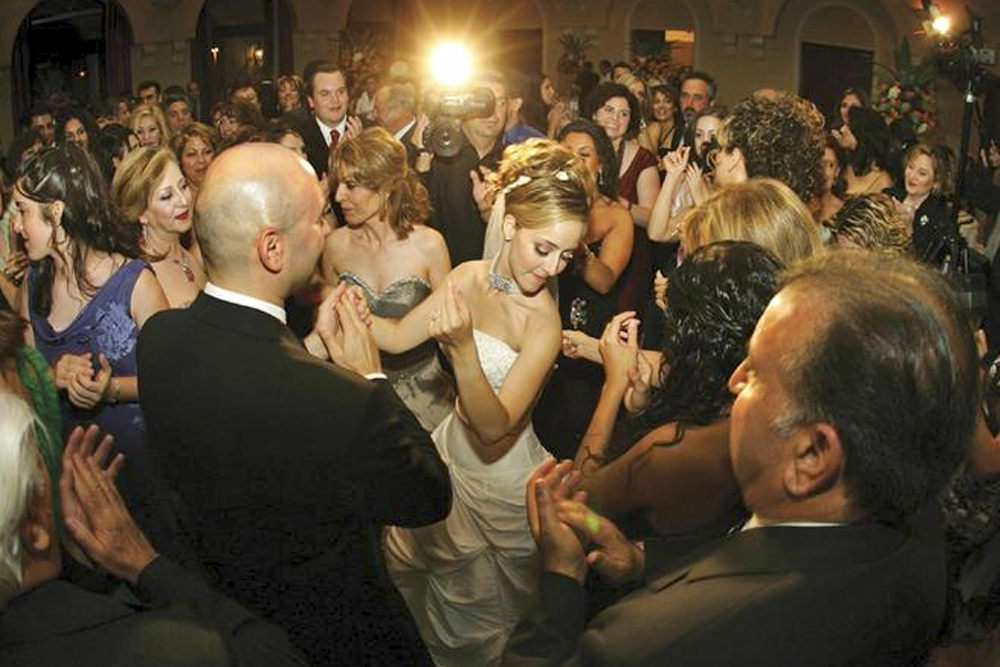 Stolen Moments, Bride on Dancefloor